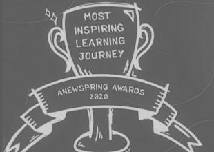 Genomineerd voor de ANewSpring Awards